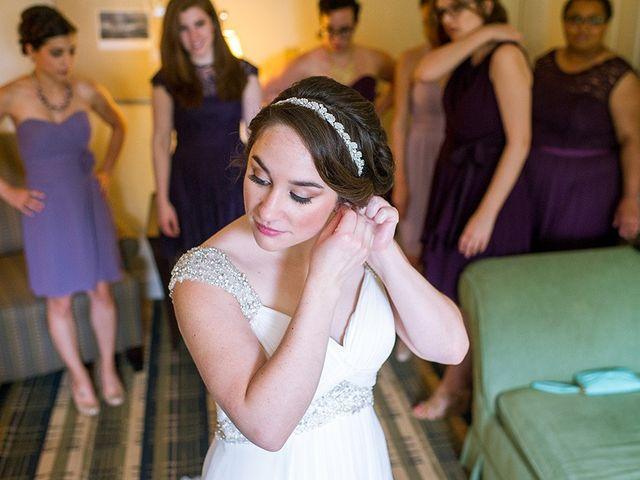 Ben and Sarah's Wedding in Buffalo, New York 7
