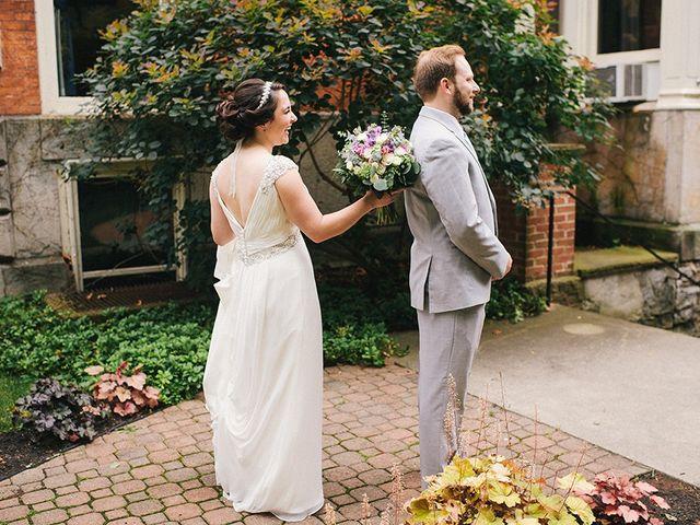 Ben and Sarah's Wedding in Buffalo, New York 9