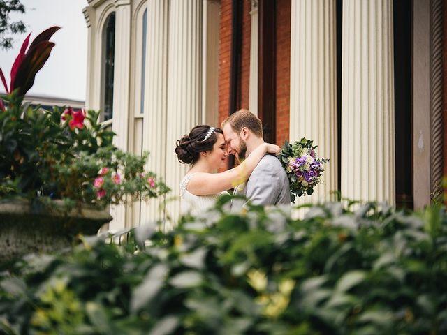 Ben and Sarah's Wedding in Buffalo, New York 1