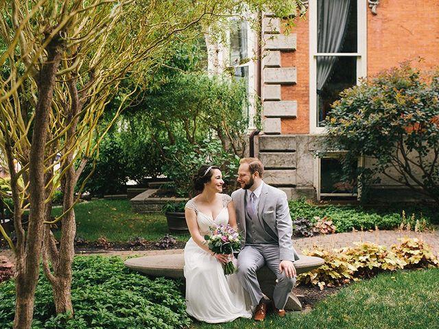 Ben and Sarah's Wedding in Buffalo, New York 11