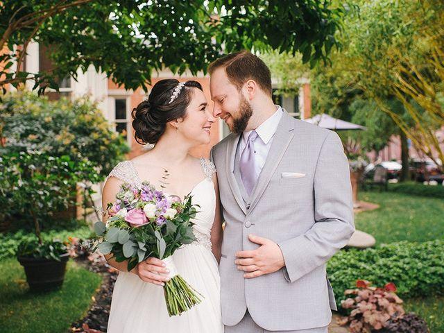 Ben and Sarah's Wedding in Buffalo, New York 12