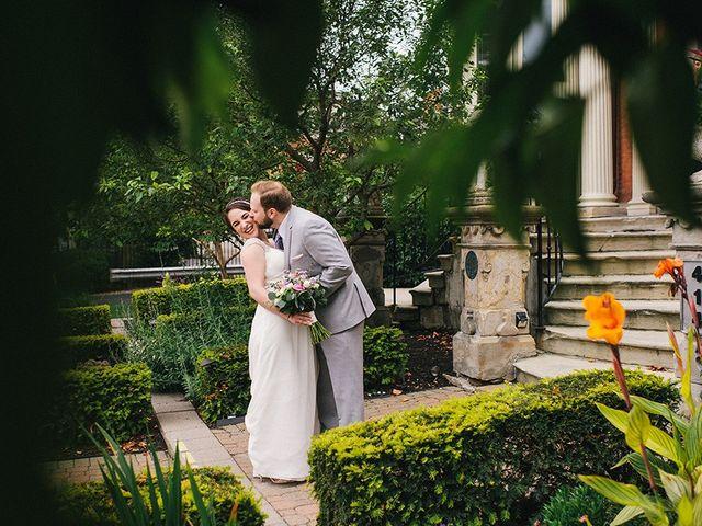 Ben and Sarah's Wedding in Buffalo, New York 14