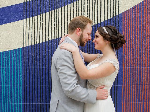 Ben and Sarah's Wedding in Buffalo, New York 18