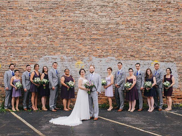 Ben and Sarah's Wedding in Buffalo, New York 20