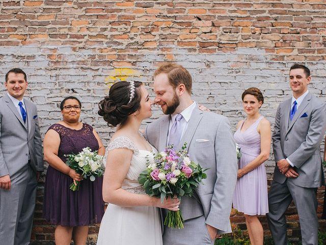 Ben and Sarah's Wedding in Buffalo, New York 22