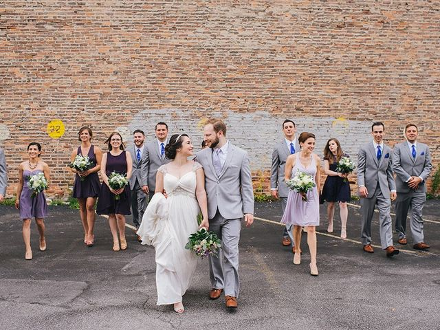 Ben and Sarah's Wedding in Buffalo, New York 23