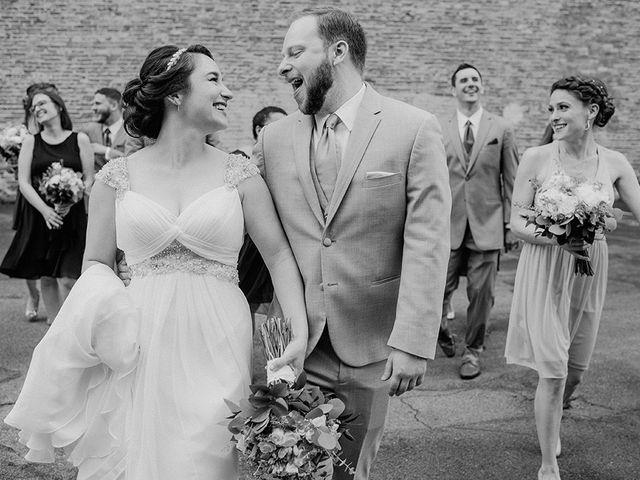 Ben and Sarah's Wedding in Buffalo, New York 24