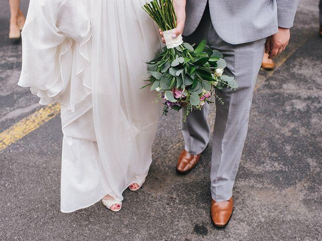 Ben and Sarah's Wedding in Buffalo, New York 25