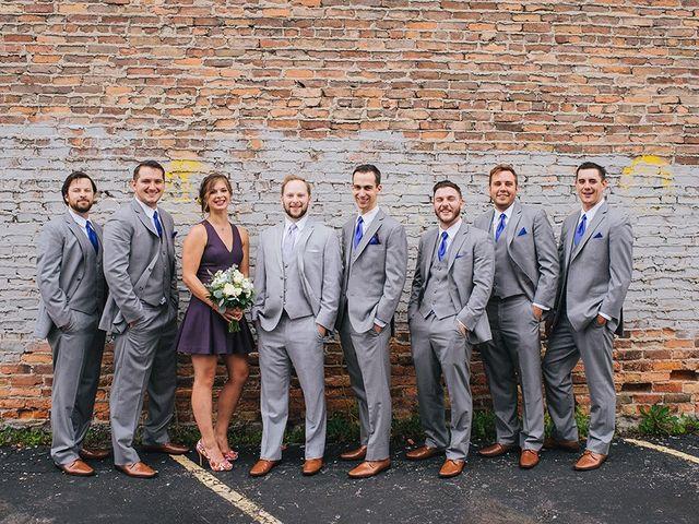 Ben and Sarah's Wedding in Buffalo, New York 26