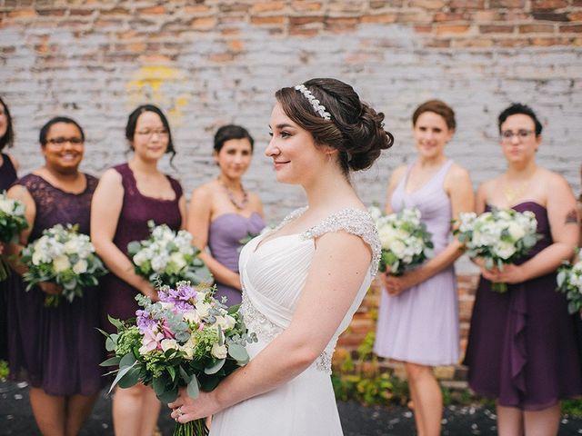 Ben and Sarah's Wedding in Buffalo, New York 28