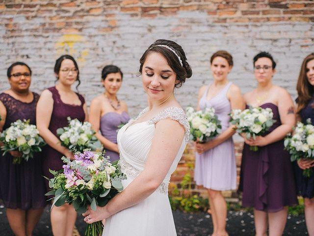 Ben and Sarah's Wedding in Buffalo, New York 29