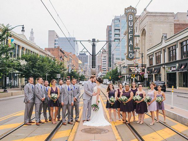 Ben and Sarah's Wedding in Buffalo, New York 30