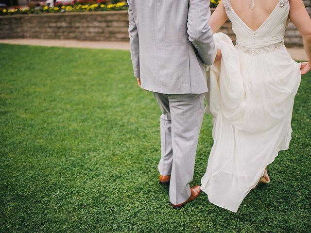 Ben and Sarah's Wedding in Buffalo, New York 35