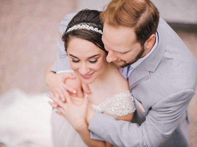 Ben and Sarah's Wedding in Buffalo, New York 36