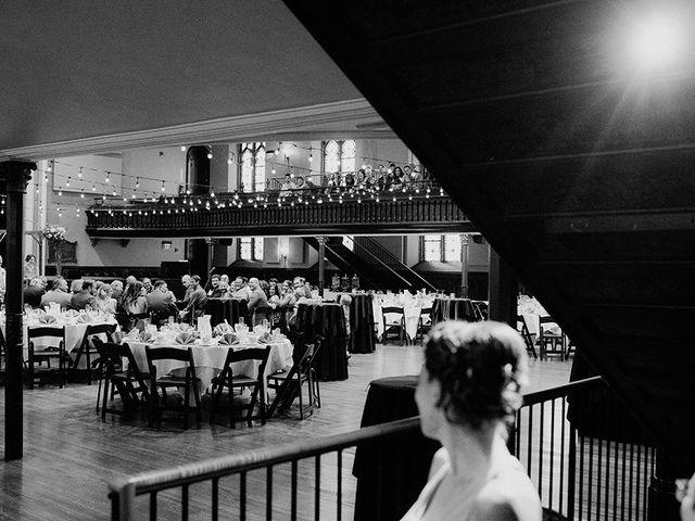 Ben and Sarah's Wedding in Buffalo, New York 39
