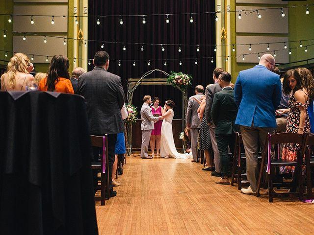 Ben and Sarah's Wedding in Buffalo, New York 42