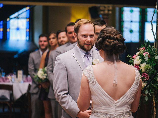 Ben and Sarah's Wedding in Buffalo, New York 44