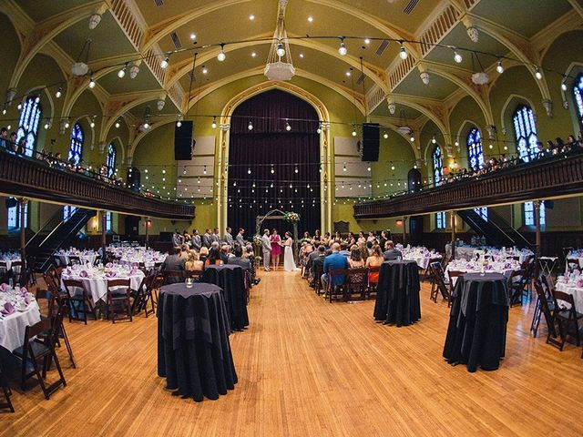 Ben and Sarah's Wedding in Buffalo, New York 45