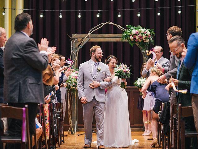Ben and Sarah's Wedding in Buffalo, New York 46