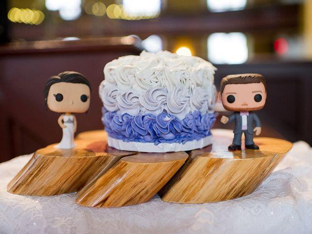 Ben and Sarah's Wedding in Buffalo, New York 49