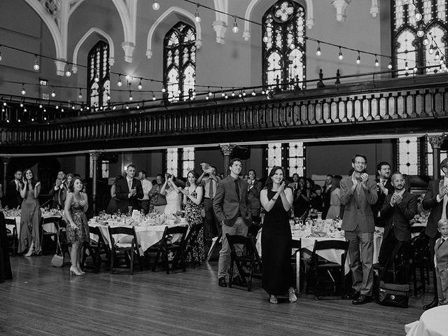 Ben and Sarah's Wedding in Buffalo, New York 53