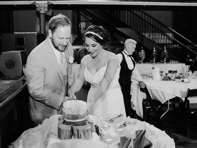 Ben and Sarah's Wedding in Buffalo, New York 55