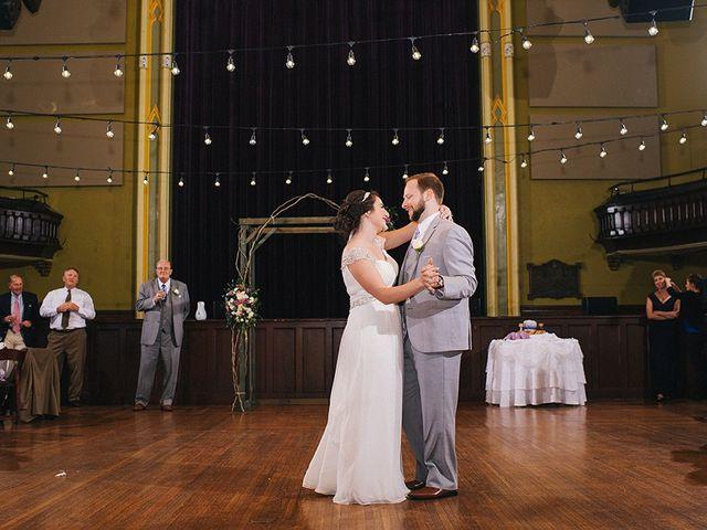 Ben and Sarah's Wedding in Buffalo, New York 56