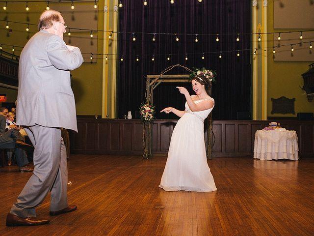 Ben and Sarah's Wedding in Buffalo, New York 58