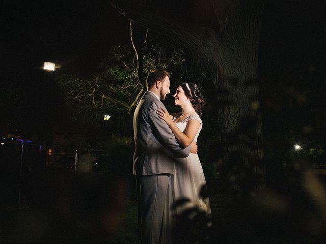 Ben and Sarah's Wedding in Buffalo, New York 59
