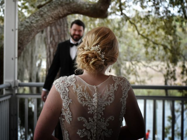 George and Michelle's Wedding in Charleston, South Carolina 1