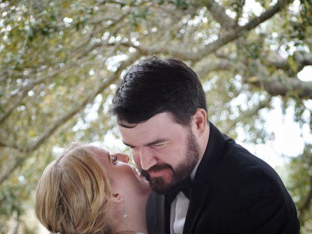 George and Michelle's Wedding in Charleston, South Carolina 14