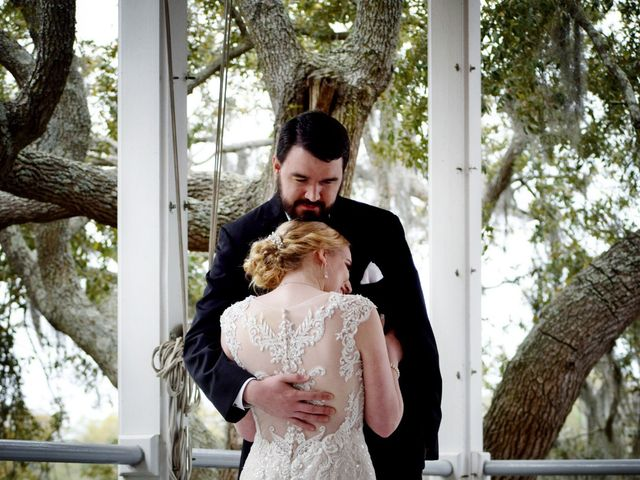 George and Michelle's Wedding in Charleston, South Carolina 17