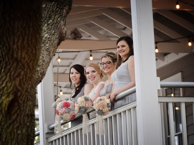 George and Michelle's Wedding in Charleston, South Carolina 24