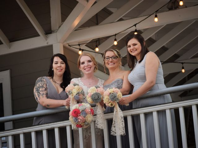 George and Michelle's Wedding in Charleston, South Carolina 25