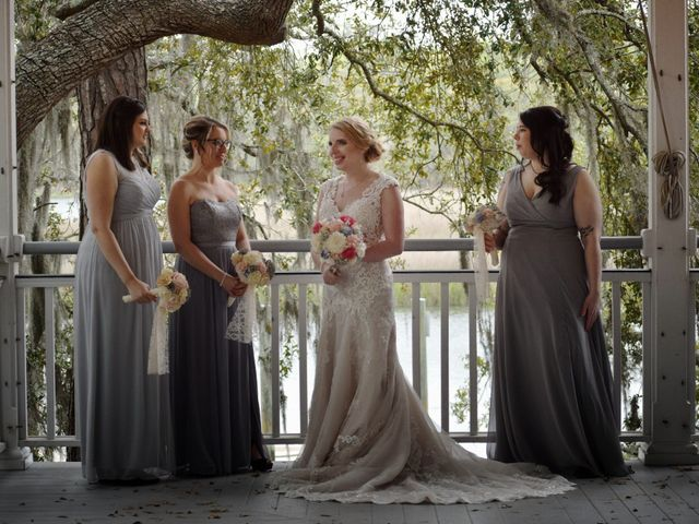 George and Michelle's Wedding in Charleston, South Carolina 28