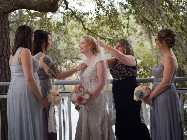 George and Michelle's Wedding in Charleston, South Carolina 29