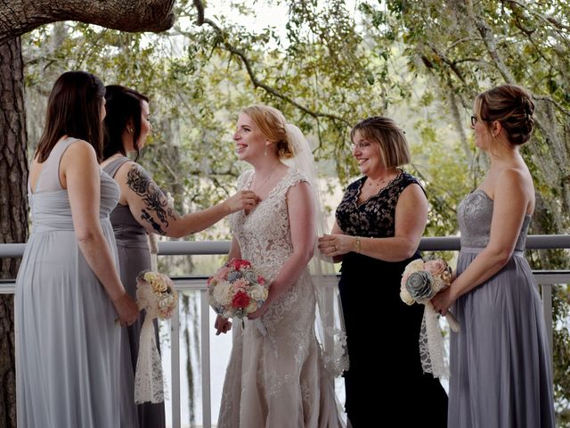 George and Michelle's Wedding in Charleston, South Carolina 30