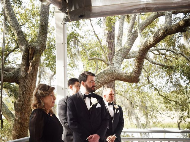 George and Michelle's Wedding in Charleston, South Carolina 39