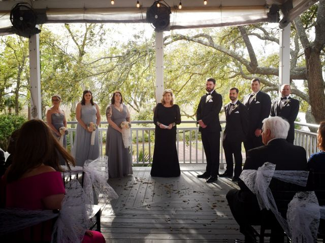 George and Michelle's Wedding in Charleston, South Carolina 41