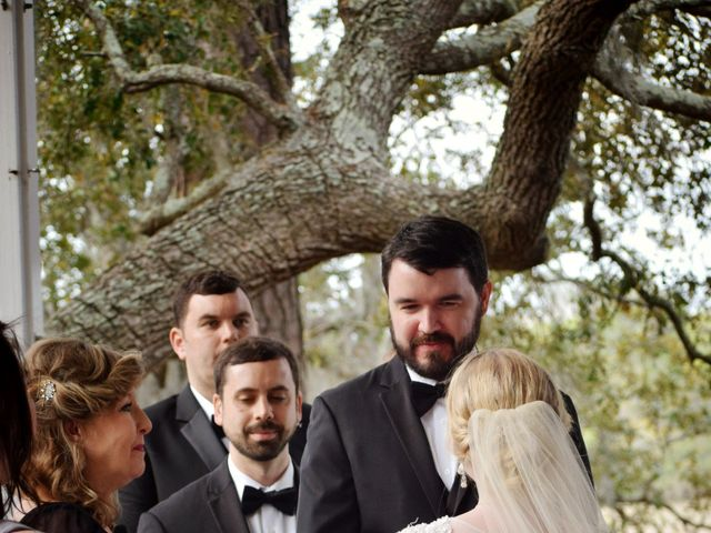 George and Michelle's Wedding in Charleston, South Carolina 43