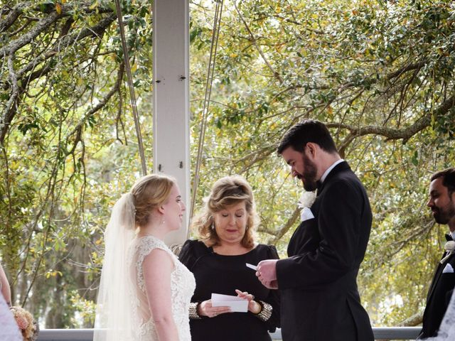 George and Michelle's Wedding in Charleston, South Carolina 45