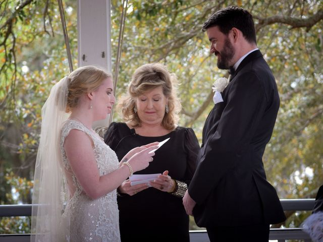 George and Michelle's Wedding in Charleston, South Carolina 46