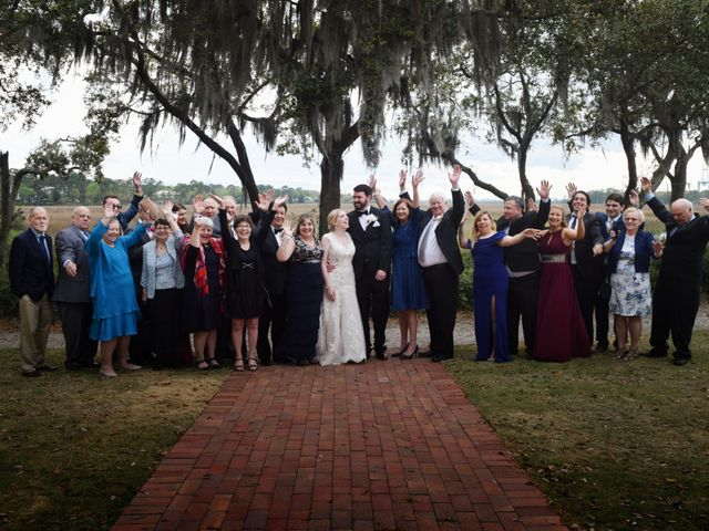 George and Michelle's Wedding in Charleston, South Carolina 48