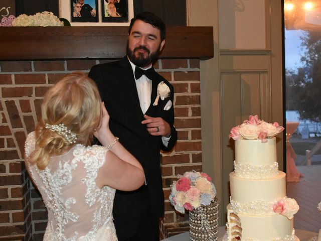 George and Michelle's Wedding in Charleston, South Carolina 51