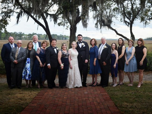 George and Michelle's Wedding in Charleston, South Carolina 53