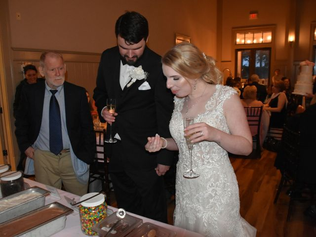 George and Michelle's Wedding in Charleston, South Carolina 54