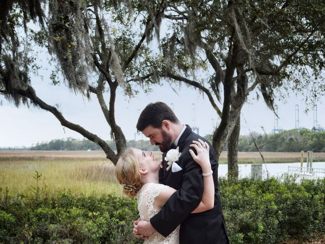 George and Michelle's Wedding in Charleston, South Carolina 56