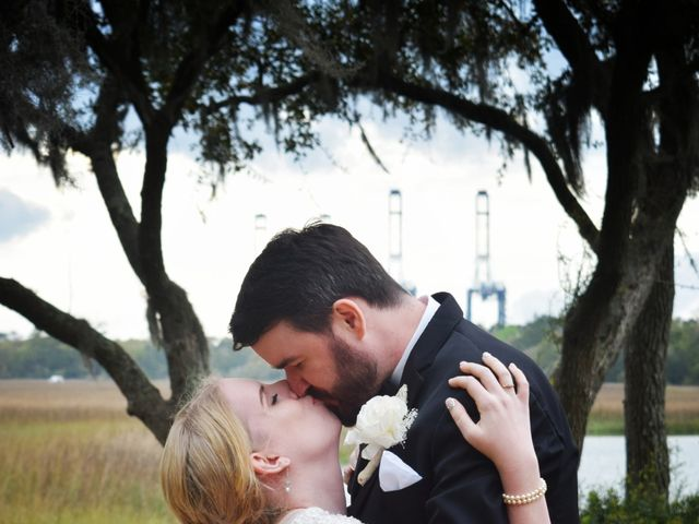 George and Michelle's Wedding in Charleston, South Carolina 57