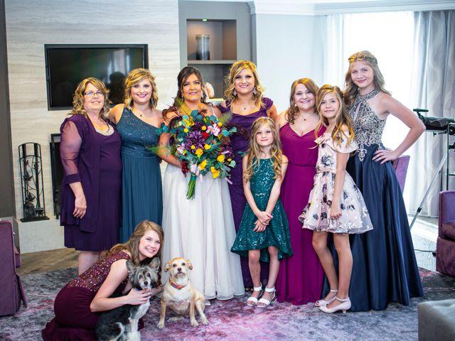 Amy and Aaron's Wedding in Tucson, Arizona 9