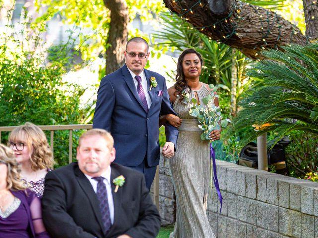 Amy and Aaron's Wedding in Tucson, Arizona 11